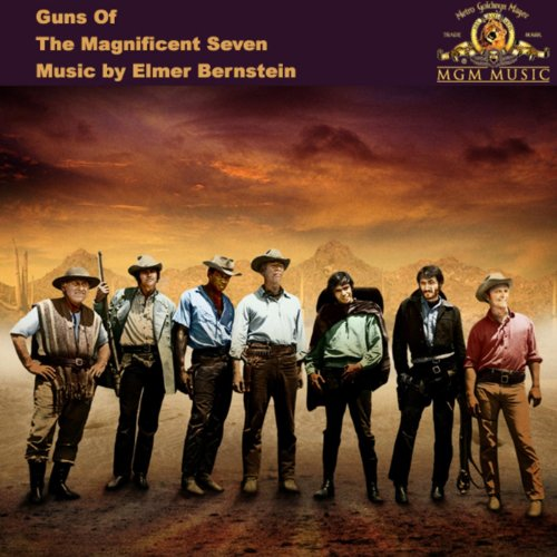 guns of the magnificent seven by elmer bernstein on amazon music. Black Bedroom Furniture Sets. Home Design Ideas