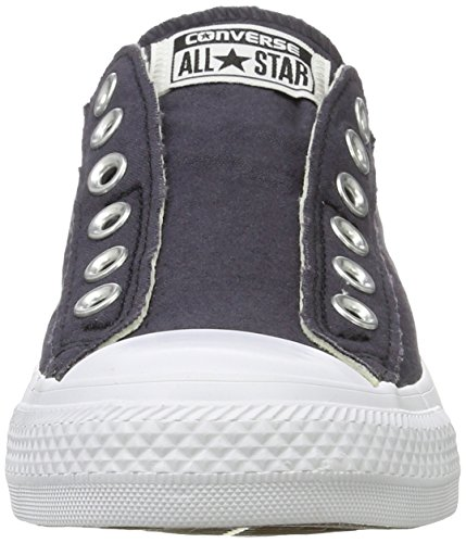 para Canvas Zapatillas hombre Converse Star Ox All Schwarz Black qBxww4ZXaF