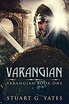 Varangian: Historical Fiction Set In 11th Century Byzantium