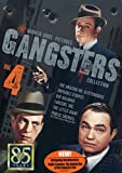 Warner Gangsters Collection, Vol. 4 (The Amazing Dr. Clitterhouse / Invisible Stripes / Kid Galahad / Larceny, Inc…