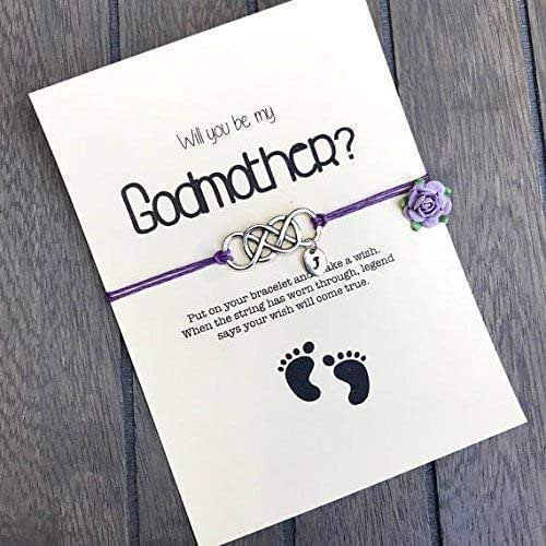 Godmother Wedding Gift: Amazon.com: Will You Be My Godmother
