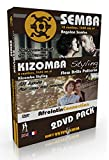 How to Semba and Kizomba Styling 2dvd Pack - All Levels