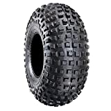 Duro HF240 Knobby Tire - Front/Rear - 145/70-6 , Position: Front/Rear, Tire Size: 145x70x6, Rim Size: 6, Tire Ply: 2, Tire Type: ATV/UTV, Tire Application: Sport 31-240B06-145A