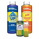 General Hydroponics pH Adjustment kit (works great for growing marijuana)