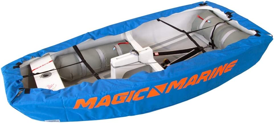 Blue Magic Marine Optimist Bottom Cover 2017
