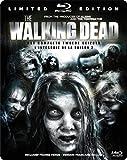 The Walking Dead - L'intégrale Saison 2 - Non censuré - Edition Limitée Boîtier Metal SteelBook (Coffret 3 Blu-ray)