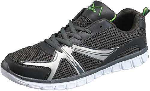 Lace lightweight air Mens Power Athletic Sneaker M Ultra Grey Shoe Mesh axZYYw