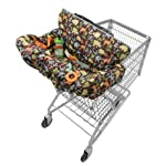 Summer 2-in-1 Cushy Cart Cover and Seat Positioner, Diamonds