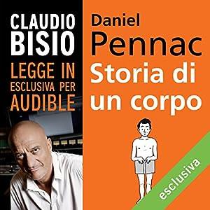 Storia di un corpo | Livre audio