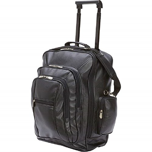 Embassy Faux Leather Trolley/Backpack