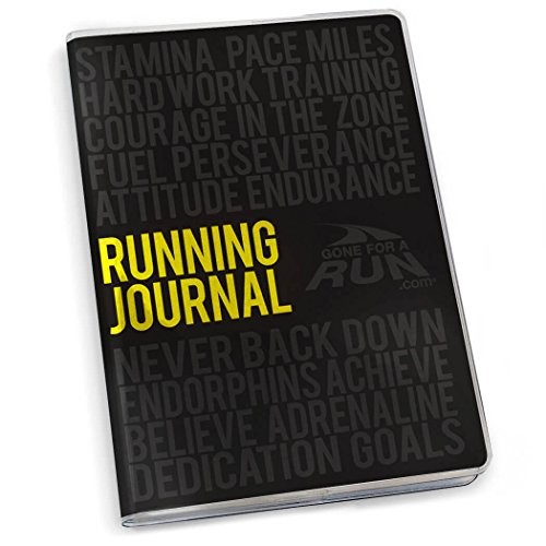 Day By Day Run Planner   Running Journals By Gone For A Run   Inspirational Words