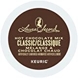 Laura Secord Hot Chocolate Single Serve Keurig Certified Recyclable K-Cup pods for Keurig brewers, 12 Count