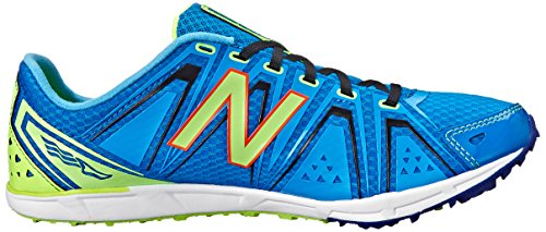 New Balance MXC700sin tacos zapatos de Esquí del hombre Yellow / Blue