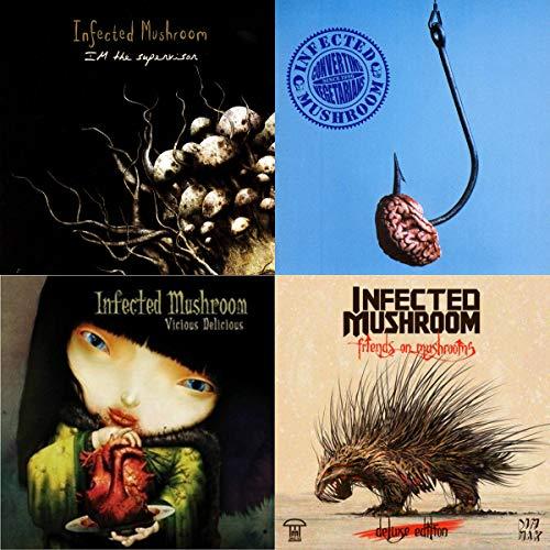 Best of Infected Mushroom (Best Of Infected Mushroom)