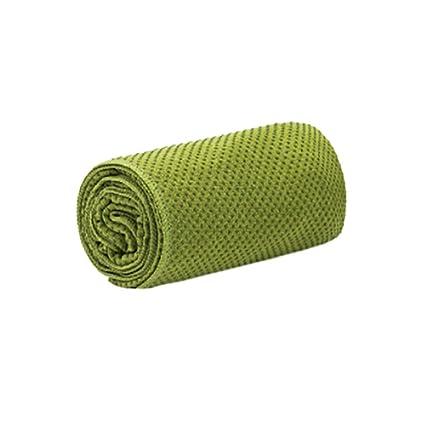 KERVINFENDRIYUN YY4 Absorción del Sudor Deporte Toalla Manta de Yoga Alfombra de Baile de Microfibra Productos