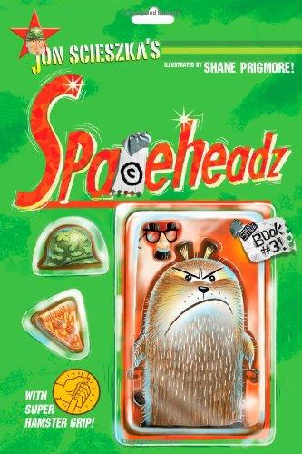Download SPHDZ Book #3! (Spaceheadz) pdf