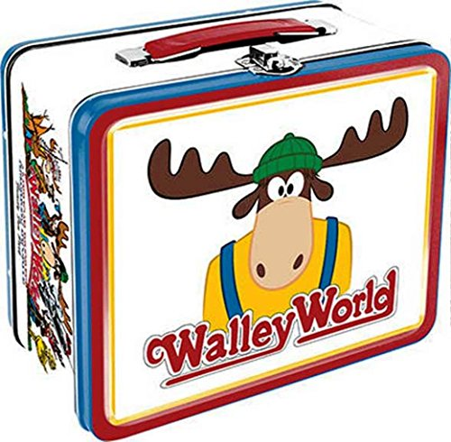 Walley World TV Series Vintage Style Metal Lunch Box