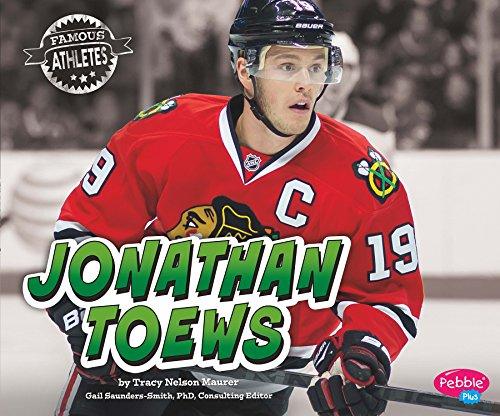 Jonathan Toews (Famous Athletes)