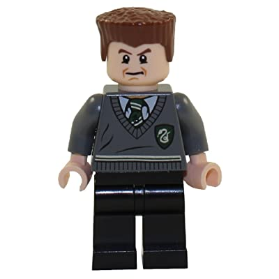 LEGO Gregory Goyle Minifigure Harry Potter: Toys & Games