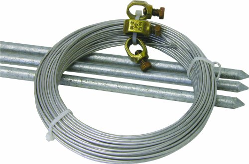 Field Guardian Complete Grounding Kit - 6ft (Earthing Rod)