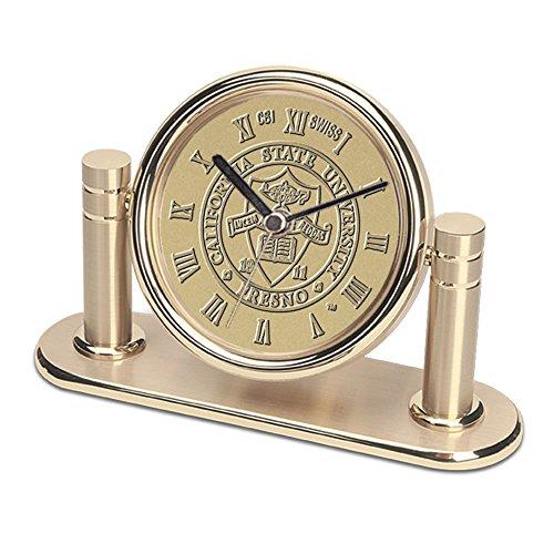 - CSI Cannon Sports Fresno State Bulldogs Arcadia Desk Clock