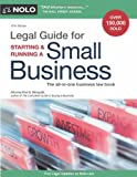 img - for Legal Guide for Starting & Running a Small Business, 12th Edition book / textbook / text book