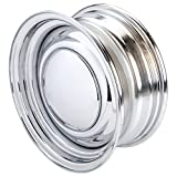 Cragar 3134605P: Wheel, Smoothie, Steel, Chrome, 14 in. x 6 in., 5 x 4.5/4.75 in. Bolt Circle, 3.75 in. Backspace, Each