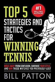 Top Strategies Tactics Winning Tennis ebook product image