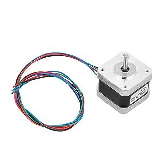 Controlador de motor paso a paso para impresora 3D, eje de 5 mm ...