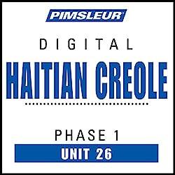 Haitian Creole Phase 1, Unit 26