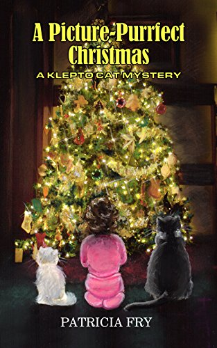 book cover of A Picture-Purrfect Christmas
