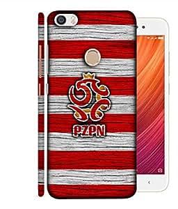 ColorKing Football Poland 10 Multicolor shell case cover for Xiaomi Redmi Y1 / Note 5A / Note 5A Prime