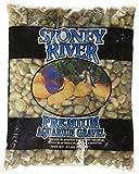 Stoney River Jumbo Gems Jade for Freshwater Aquariums, 5-Pound Bag offers