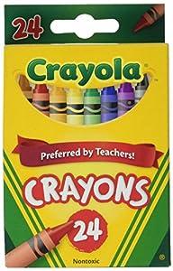 crayola crayons 24 colorspack of 12 - Crayola Crayons Pictures