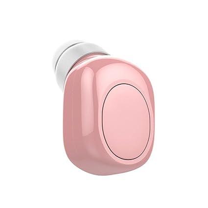 OHQ Auriculares X11 Mini Auricular InaláMbrico Bluetooth Auriculares Auriculares MagnéTicos USB Cargador Auricular Bluetooth Cargador Linea