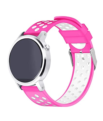MYQyiyi Suave Deportes Correa de Silicona de Reloj para Xiaomi Huami AMAZFIT 2/2S Watch: Amazon.es: Relojes
