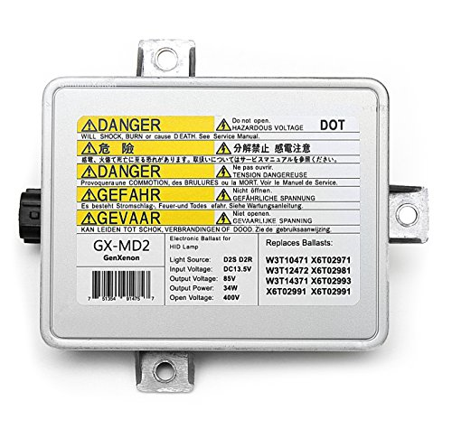 Ballast Headlight Control Assembly Module product image
