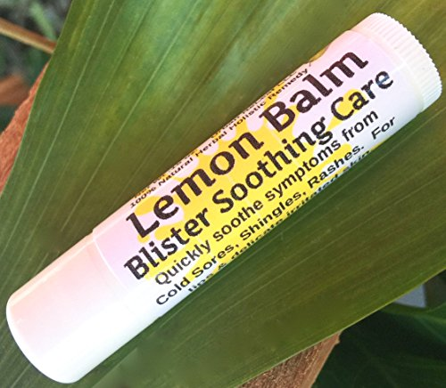 affordable Urban ReLeaf Lemon Balm Blister Soothing Care Stick! Quickly Soothe Cold Sores Shingles Chicken Pox Rashes Spots Molluscum Bug Bites. Suppress outbreaks. 100% Natural.