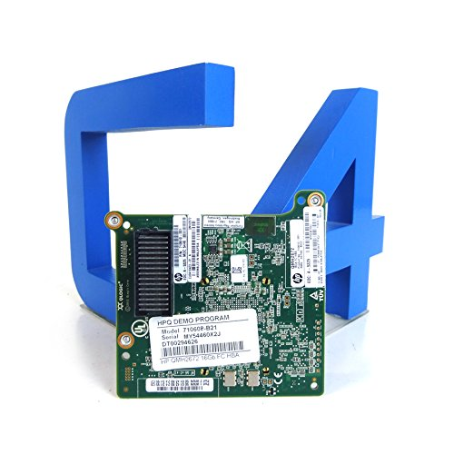 HP 651281-B21 - HP QMH2572 8Gb Fibre Channel Host Bus Adapter for BladeSystem c-