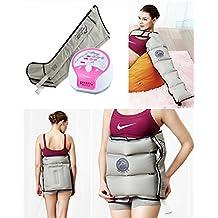 SEVEN LINER ZAMZAM ZAM-100 Air Compression Circulation Massager Personal Body Massage [Main+Leg+Arm+Waist cuff] 110V~240V /50~60Hz Full Set