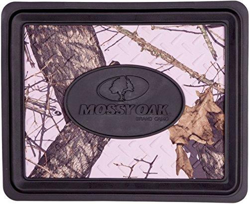 Mossy Oak Rear Floor Mats, Break-up Pink Camo, Pack of 2