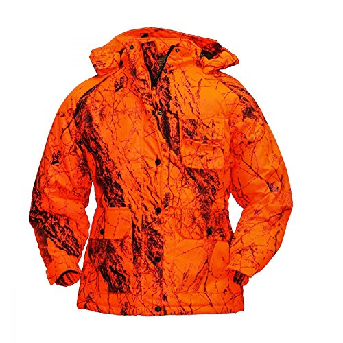 (Gamehide Women's Insulated Deer Hunting Parka)