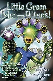 Little Green Men-Attack! by [Schmidt, Brian Thomas]