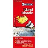 Michelin Island  1:500.000: Straßen- und Tourismuskarte