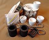 Deluxe Hybrid Kwik Kiln Kit - Gold Melting - Gold Mining Equipment