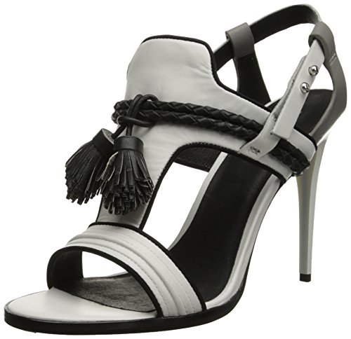 M White Voice B Sandal L Women's Dress A Grey 0wx7n5