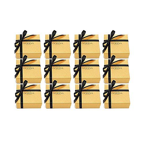 Gold Truffle Box - 8