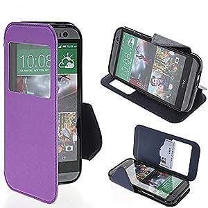 M8 Case, HTC One M8 Case,Ezydigital Premium Wallet Case with Inbuilt Card Holder and Slot for Cash for HTC One M8 (2014),M8 Case, HTC One M8 Case