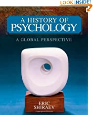 A History of Psychology: A Global Perspective (Hardcover)