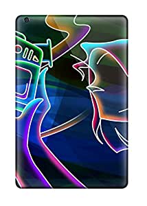 3445487J69684351 Awesome Case Cover/ipad Mini 2 Defender Case Cover(3d Cgi Abstract Cgi)